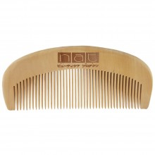 NAT 9832 Natural Gold Peach Wood High Quality Wooden Comb